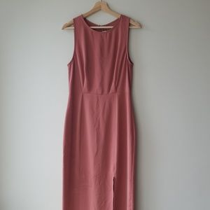 Modern Citizen Sleeveless Maxi Dress Sz Large